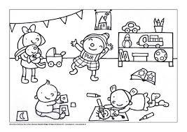 Kleurplaat Puk In De Groep Welkom Puk School En Peanuts Comics