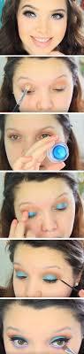 tutorial purple duck egg purple duck egg cute spring makeup looks for brown eyes easy easter makeup looks