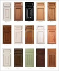 cabinet door style names