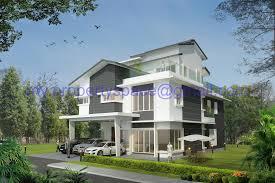 Modern Bungalow House Design Malaysia Success - House Plans | #30022