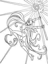 Winx Club Musa Coloring Pages free printable winx club coloring pages for kids on coloring pages winx