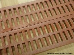 mini channel grates plastic slotted grate nds plastic grates plastic mini grates