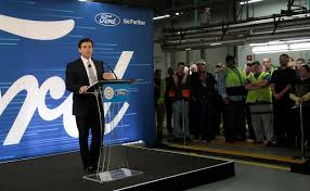 Ford Truck Incentives Ford Mich Officials Mum On Incentives For Flat Rock Plant Investment
