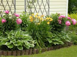 Flower Garden Landscaping Ideas Pict