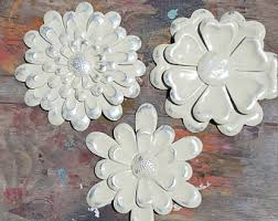 metal wall flowers delectable 3 metal wall flowers garden wall art fence flowers silver inspiration on white metal flower wall art with metal wall flowers mesmerizing metal wall art flowers uk decoration