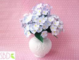 Small Picture Vaso di Fiori di carta home decor DIY Paper flowers Vase YouTube