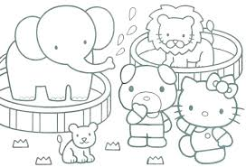 Free Flower Coloring Pages For Preschoolers Free Flower Coloring