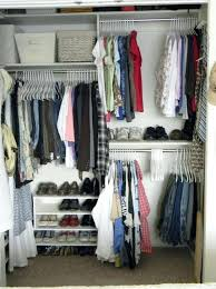 latest how to organize a small closet budget shoes in diy tips how to organize