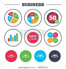 Full Sign Chart Business Pie Chart Vector Photo Free Trial Bigstock
