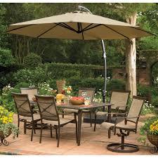 inspirations patio umbrella clearance offset umbrella clearance 11 ft cantilever umbrella