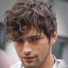 Hairstyles For Curly Hair Men 56 Stunning 24 Smooth Wavy Hairstyles For Men Men Hairstyles World