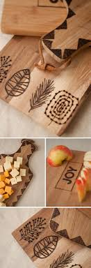 diy gifts for friends family diy kitchen ideas etched wooden cutting boards
