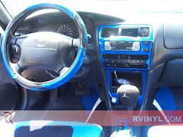 Toyota Corolla 1994-1997 Dash Kits | DIY Dash Trim Kit