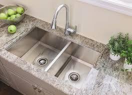 image of stainless steel kitchen sinks undermount