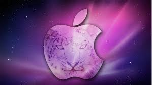 cool apple logos hd. amazing tiger face in apple logo hd wallpaper cool logos