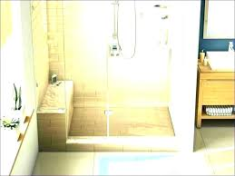 shower stall with seat walk in shower kits shower kits shower stalls kits shower kits
