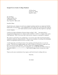 Cover Letter Fax Example Cover Letter Examples College Fresh Resume And High School Students