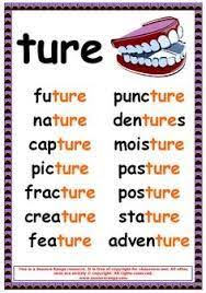 Learn alphabet sounds with this pack. Image Result For Ure Words English Phonics Phonics Posters Teaching Phonics