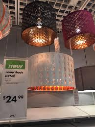 Nymo Lamp Shades Ikea Lighting Lamp Shade Frame Wall Lamp