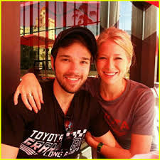 nathan kress muscles 2015. london elise kress sends birthday love to new husband nathan muscles 2015