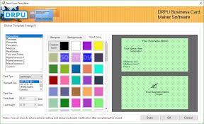 Download Drpu Business Card Maker Software 8 3 0 1