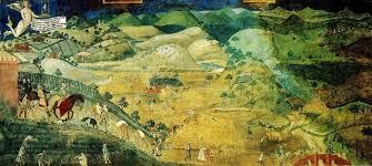 resultado de la imagen de Ambrogio Lorenzetti