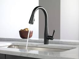 Best Delta Faucet Sensor Kitchen Faucet Reviews Kraus Single Lever