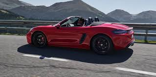 2018 porsche boxster 718 gts. brilliant 2018 both the 718 boxster gts and cayman are available to order now  with first deliveries expected u201caround march 2018u201d with 2018 porsche boxster gts g