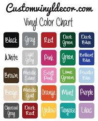 Yeti Color Chart Adventure Is Out There For Yeti Tumbler Vinyl Decal