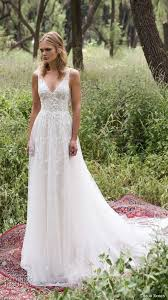 best 25 flowy wedding dresses ideas