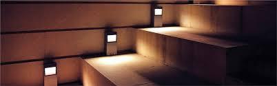 lighting steps. lighting steps