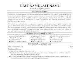 Real Estate Agent Resume Inspiration Resume Starter Words Sentence Starters For Resumes Coach Cover