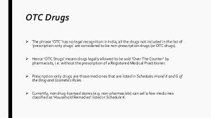 Medicines Schedule Drug Schedules