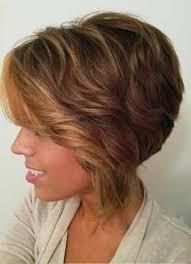 قصات طبقات للشعر القصير تجعل شعرك يبدو اكثر كثافة تسريحات