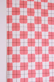 vintage wallpaper thibaut double roll pink and black image 0