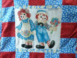 Rhonda's Creative Life: Raggedy Ann And Andy Get Ready For The Ball & The inset panel that you see above was left from I think the dress panel I  made for the doll. Wherever it came from, I saved it and thought it would  be ... Adamdwight.com
