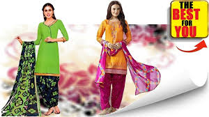 Amazon Punjabi Suits Design Punjabi Suit Designs 2018 Party Wear For Girls Amazon Prime