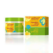 Alba Botanica Hawaiian Oil-Free Moisturizer, Aloe ... - Amazon.com