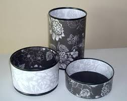 damask office accessories. black and white floral desk accessories pencil holder makeup brush damask office k
