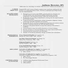 Uncategorized Resume Template