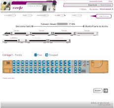 Renfe Seating Chart Renfe Train Seating Chart Related Keywords Suggestions