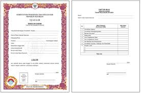 Maybe you would like to learn more about one of these? Inilah Spesifikasi Blangko Ijazah Yang Sah Tahun 2020 Mayfile