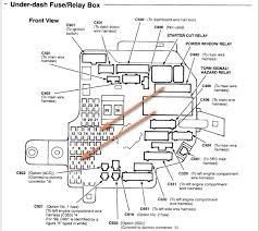 2005 acura tl wiring diagram powertrain control module wire 2002 acura tl radio fuse location at 2001 Acura Tl Fuse Box Diagram
