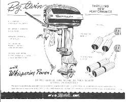 k o toy outboard motors toy outboard instruction sheets 1957 evinrude big twin 35hp web jpg 77623 bytes