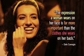Beauty Expression Quotes Best Of Women Quotes The Expression A Woman Wears On Her Face Is Far More