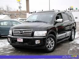 infiniti qx black infiniti qx black 2005 infiniti qx56 4wd carlotbot com car 215368