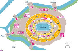 London 2012 Olympics Seating Plans Reveal Poor Views For