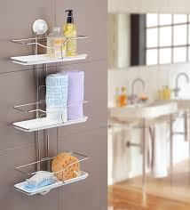 hanging shelves bathroom storage 4 bathroomfloatingshelves