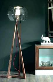icicle floor lamp contemporary ting modern wooden lb stylish replacement glass t lumisource table