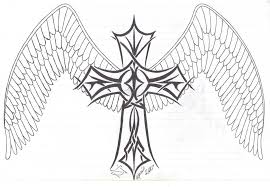 Cool Cross Coloring Pages At Getdrawingscom Free For Personal Use